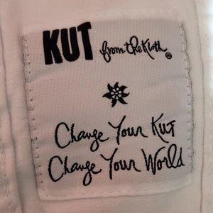 Kut from the Kloth Jackets & Coats - IN SEASON - White Kut From The Kloth Helena Jacket